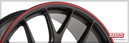 Detail 3 BBS Wheel CH-R 10,0x20 ET18 5x112 20 Inch Nürburgring-Edition