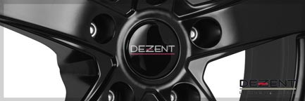 Detail 1 Dezent Wheel RE dark 7,0x17 ET45 5x112 17 Inch