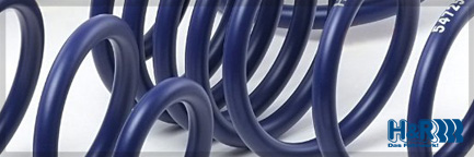 Detail 3 H&R Lowering Springs 29970-2 for BMW 3er E36 Compact