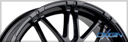 Detail 3 Oxigin Wheel 14 Oxrock 10,0x22 ET45 5x108 22 Inch Black