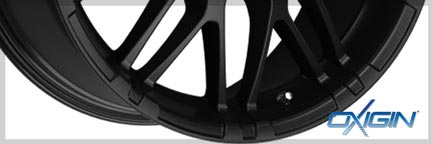 Detail 2 Oxigin Wheel 14 Oxrock 10,0x22 ET40 5x120 22 Inch Black matt