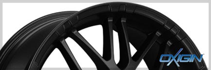 Detail 3 Oxigin Wheel 14 Oxrock 10,0x22 ET35 5x112 22 Inch Black matt