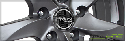 Detail 1 Proline Wheel BX100 6,0x16 ET23 4x108 16 Inch Matt Grey