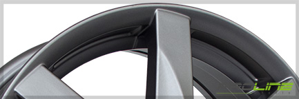 Detail 3 Proline Wheel BX100 6,0x16 ET23 4x108 16 Inch Matt Grey