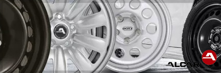 Detail 3 Alcar Steel wheel 9327 6,5x16 ET41 5x115 16 Inch